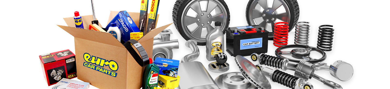 The rising euro hammers auto parts