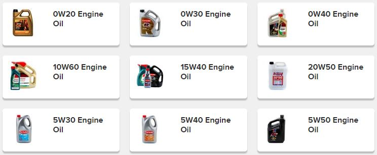 The number rating for engine oil is all about the SAE viscosity rating at different temperatures. As an example I'm going to use 5W-30 oil.