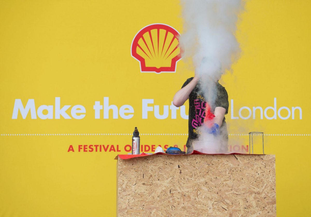 Shell 'Make The Future Live' 2017