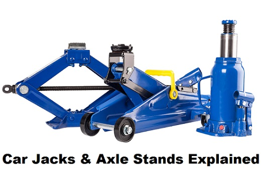 Car Jacks And Axle Stands Explained