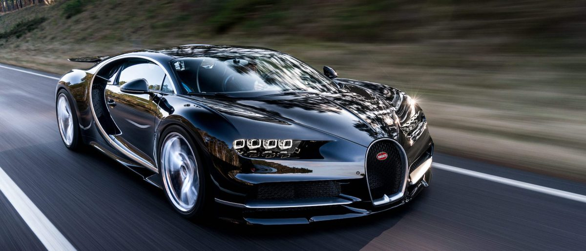 Bugatti Chiron – Fast Just Got Faster