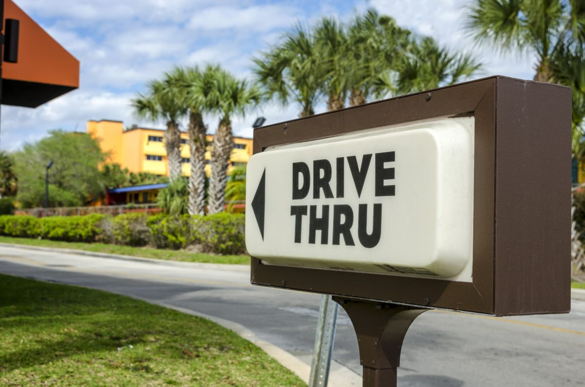 The top ten weirdest drive-thrus in the world