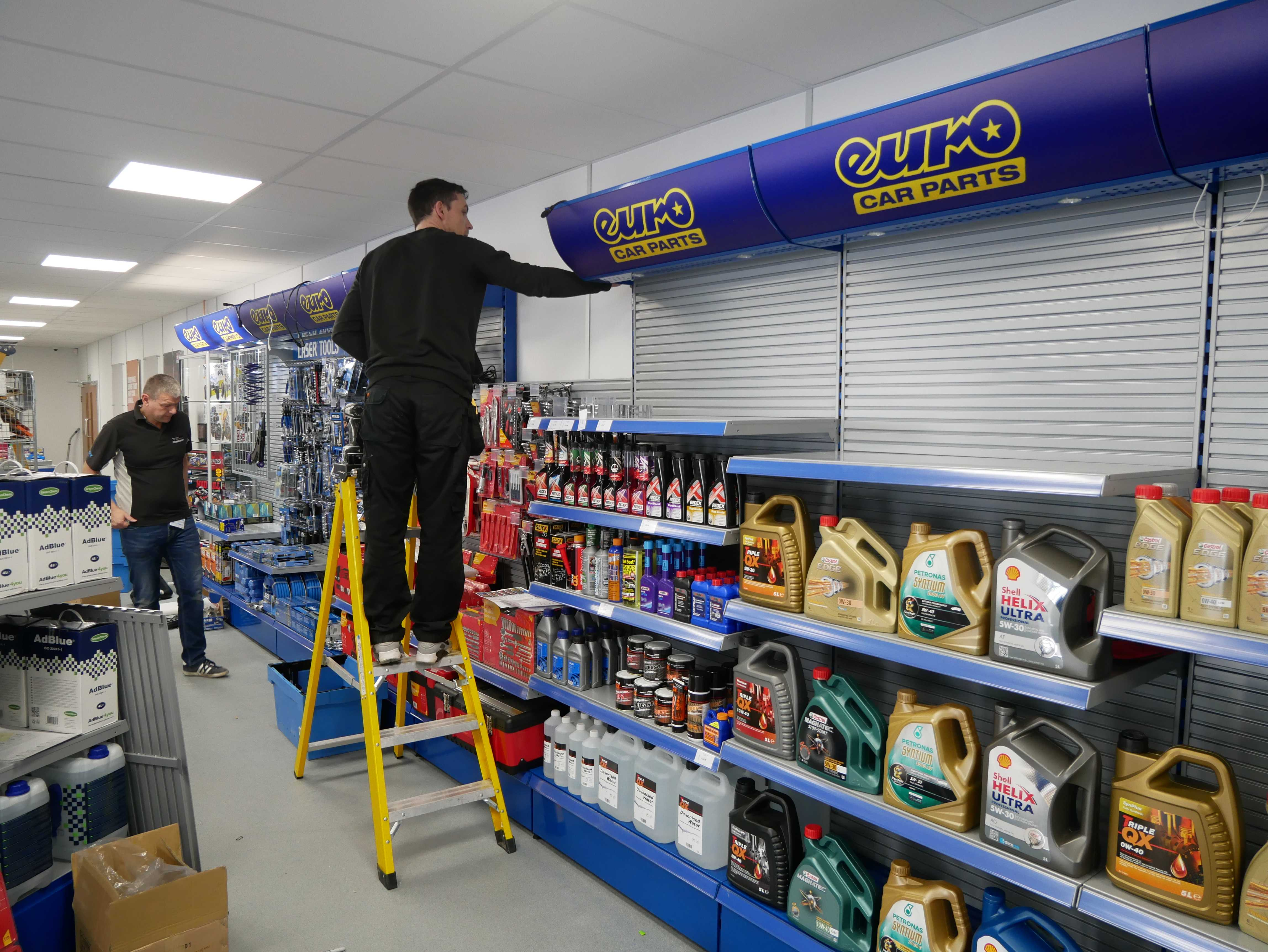 Euro Car Parts Wembley New Home Euro Car Parts Blog