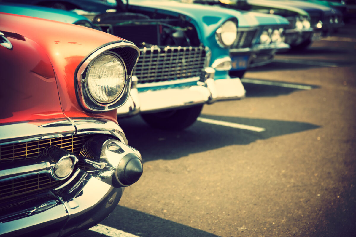 Five Tips on Caring for Classic Cars