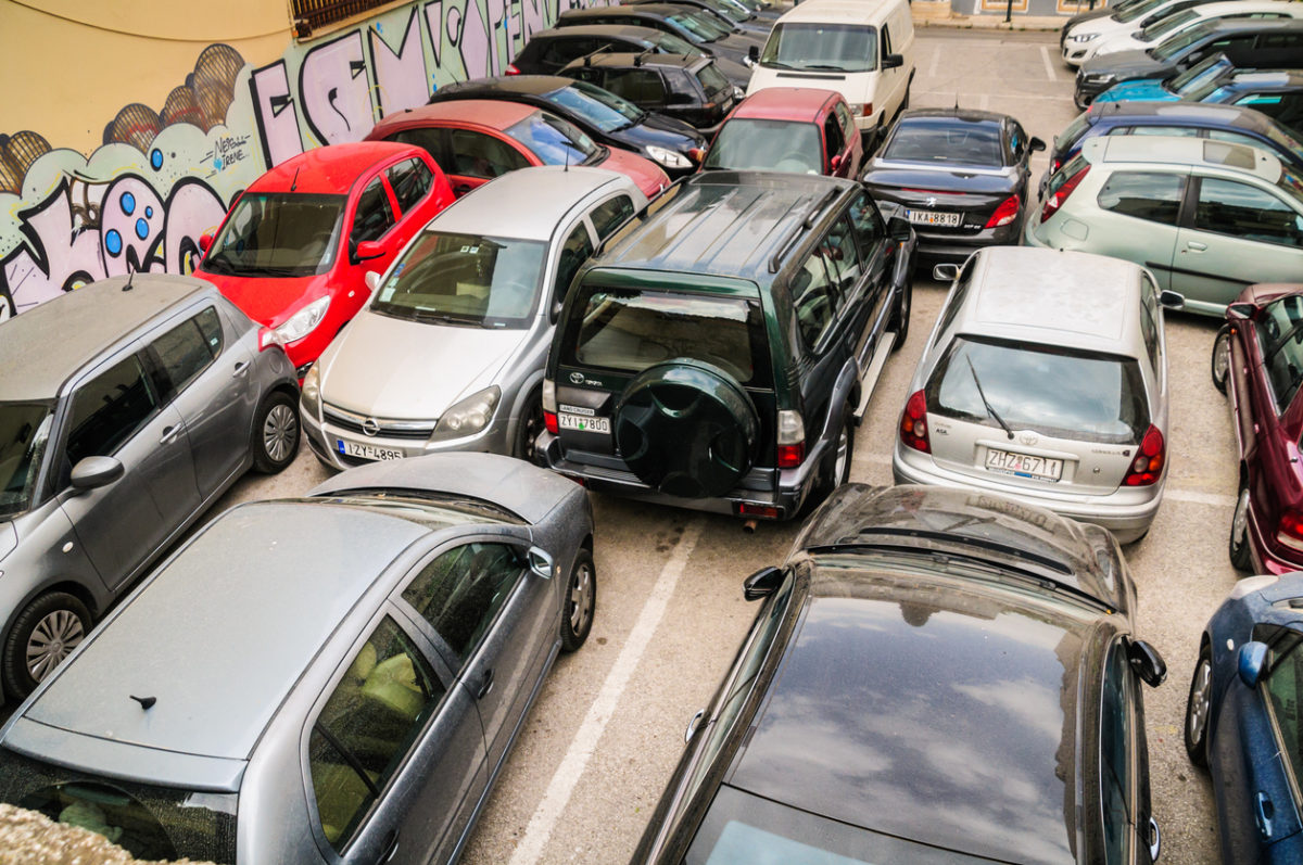 Six Tips For Surviving The Stress Of Urban Parking