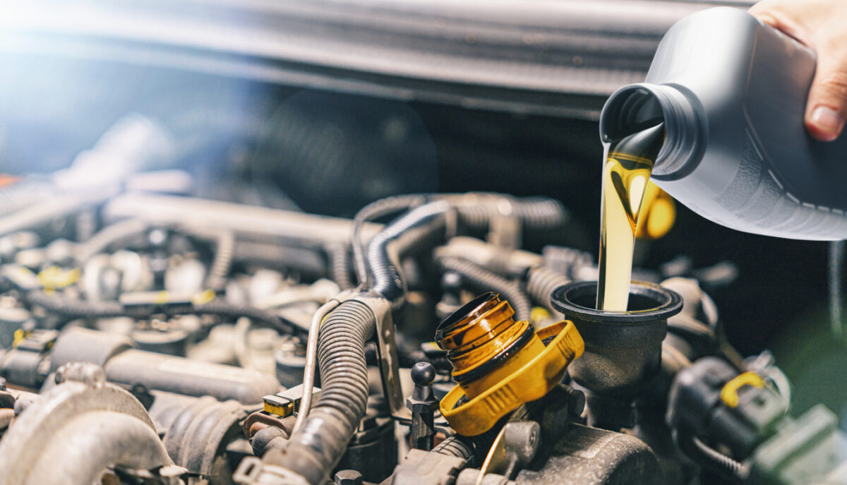 Five Signs You Need To Change Your Engine Oil